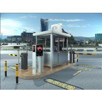 智能停车场收费系统,小区自动出卡收费系统,佛山停车场系统