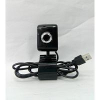厂家直销 全新行货 USB黑色 台式机872 夹子摄像头 USB视频头