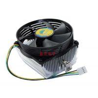 供应厂家批发 K8-235B滚珠静音CPU风扇  电脑周边配件批发