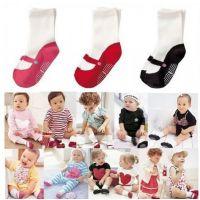 官网同步婴儿鞋袜BMNI鞋袜中筒袜 宝宝芭蕾鞋袜,量贩店热卖7027A