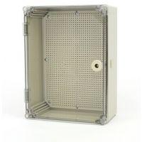 300*400*160mm塑料端子按钮盒 ABS电气仪表盒接线盒