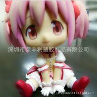 日本PVC美少女公仔 模型玩具 日本认证工厂 来图定制