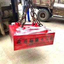 供应供应吊运螺纹钢、圆钢用起重电磁铁