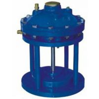 M744X、JM644X膜片式液压、气动快开排泥阀