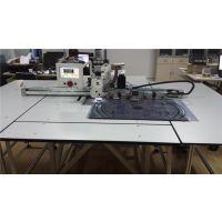 杭州厂家供应QT-1208F服装高端缝纫设备模板全自动缝纫机