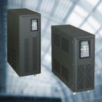 工频在线UPS电源厂家|外置30分钟电池 10KVA三相UPS应急电源制造商
