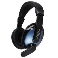 供应电音 DT-2102 头戴式 电脑耳机耳麦 带麦克风 CF游戏 潮