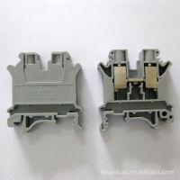 UK10N 通用接线端子 接线板 接线排 连接器 导轨组合接线端子排