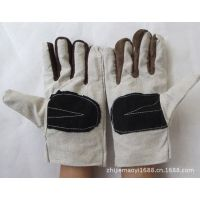 帆布手套 劳保手套批发 手部防护 电焊手套 耐磨手套 工作手套