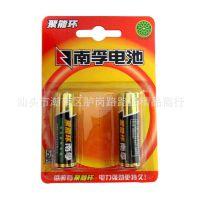 南孚5号电池2粒挂卡装 高性能无汞聚能环电池 AA 1.5v 碱性电池