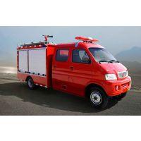解放牌社区小型多用途消防车