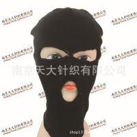 针织工厂订做 户外防护三孔帽 CS帽子 雪地登山帽 外贸出口