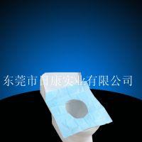 出口品质 效率定做透明塑料酒店一次性马桶垫