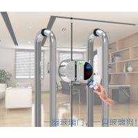 供应zks门禁玻璃锁 中国智能玻璃锁领导品牌 钢化玻璃门锁 玻璃智能锁 密码锁
