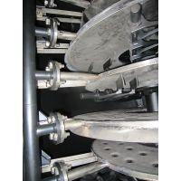 盘式连续干燥机是一种高效的传导型连续烘干设备-优博干燥