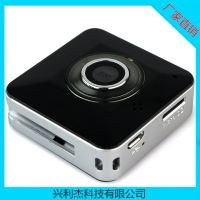 供应高清E9000迷你型无线WIFI摄像机 超广角夜视 无线监控 wifi摄像头