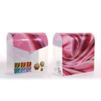 生产透明PVC折盒 PET胶盒 PP塑胶盒子 磨砂PP盒 透明胶盒