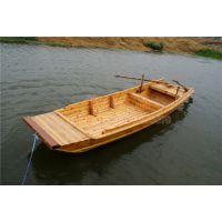 4米小渔船 休闲钓鱼船 捕鱼船 传统手划船 农用木船 湖面保洁船