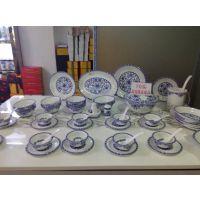 供应56头陶瓷餐具 28头套装餐具
