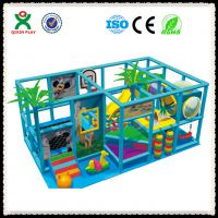 供应家用儿童乐园设备 小型淘气堡 儿童娱乐场 广州奇欣QX106B