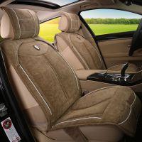 新款高档精品薄型羽绒汽车坐垫汽车坐垫座套汽车用品批发