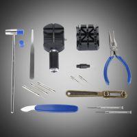 专业修表工具套装 15件手表维修工具实惠塑胶套装  厂家直销