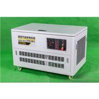 大泽动力小型静音10kw汽油发电机