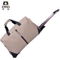 【广州工厂】申派sinpaid拉杆旅行袋 拉杆旅行包 团购礼品包 衣物行李包