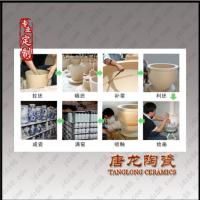 送客户礼品景德镇陶瓷手绘茶具
