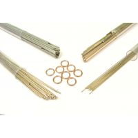 供应供应木工刀具专用银焊条,银焊丝,银焊片,焊环及三明治焊片(图)