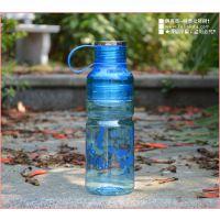 史迪奇太空杯/600ML迪士尼旅行水壶BC30164蓝/0555