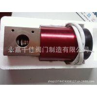 碳钢DDC-JQ型DN50电磁真空带充气阀 真空泵专用电磁阀&6