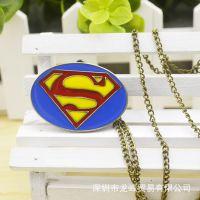 创意挂表儿童礼物儿童怀表古铜钥匙扣表挂件表动漫挂表批发厂家