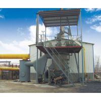 单段式煤气发生炉冷煤气工艺流程永业供应