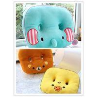 轻松熊 轻松小熊 黄小鸡马戏团小象大象美臀双孔坐垫 加厚椅垫