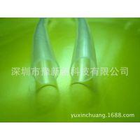 【厂家直销】薄壁高透明硅胶管,9*10、4*6等现货硅胶管!