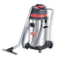 供应布料吸尘/工业级大容量不锈钢桶吸尘吸水机 型号 CB80-2/80升容量吸尘器