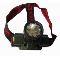 推荐供应经久耐用红蓝闪烁割胶灯 照明电筒 锂电LED充电头灯