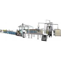 上海金纬机械免干燥新型PET双排气设备哪里哪家好,PET立体光栅片材设备厂家直销图片价格