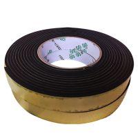 1MM厚10米长 单面胶带 EVA黑色单面泡棉胶带 防震胶带海绵胶带
