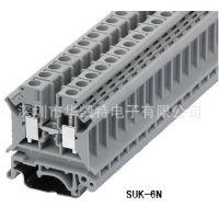 UK系列,UK-6N,通用型大电流接线端子,截面范围:16-150mm2