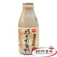 台湾 乡田真豆奶饮品180ml*24瓶/箱 3个味 进口食品零食批发