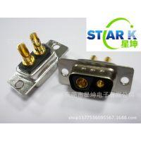 d-sub连接器车针,d-sub 9pin 连接器 ,大电流连接器2W2