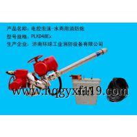 供应环球电控泡沫-水两用消防炮(PLKD48Ex)
