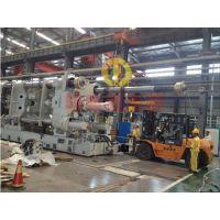 重庆地区大型压铸机卸车、安装服务