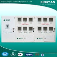 供应SMC组合式12表位电能计量箱/多表箱(4表、6表、8表、10表、12表等都可自由组合)