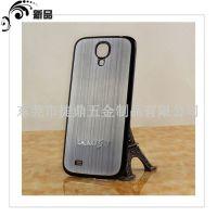 热销推荐供应I9500 S4黑边电池盖 拼接彩色三星手机后盖