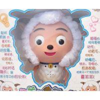 乐吉儿H35A动态智能对话学习娃娃喜羊羊美洋洋 直销可团购