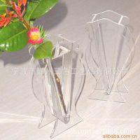 厂家供应创意亚克力水生养殖花瓶 生态插花花瓶 有机玻璃透明花瓶