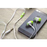 SIBYL熙彼儿小草手机耳机 带唛可爱小耳机 M49